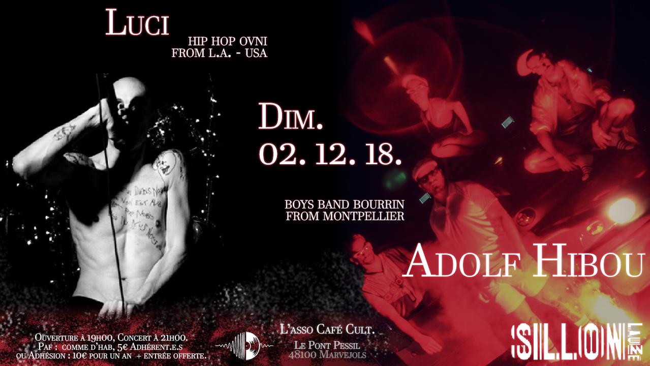 Luci + Adolf Hibou