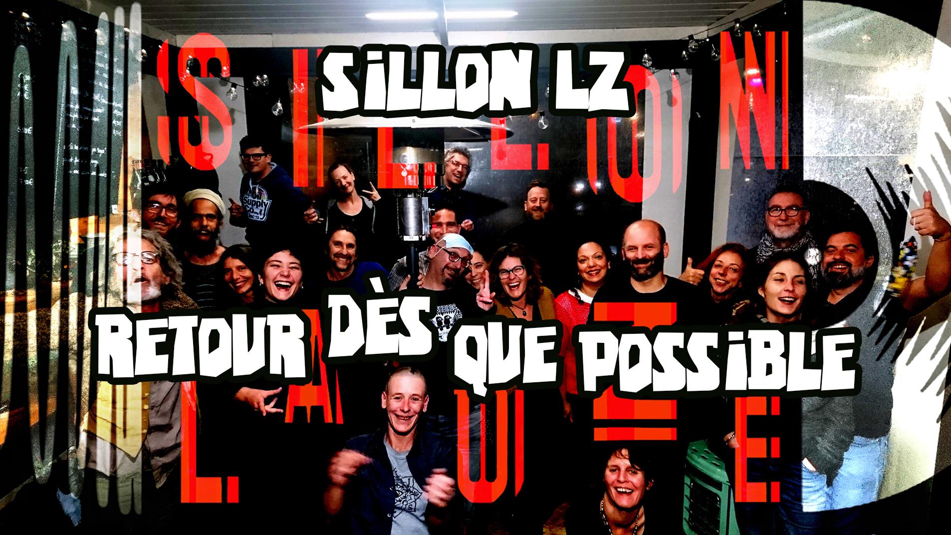 On revient dès que possible au Sillon Lauzé